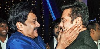 Salman Khan To Promote Chiranjeevi Starrer Sye Raa Narasimha Reddy ?