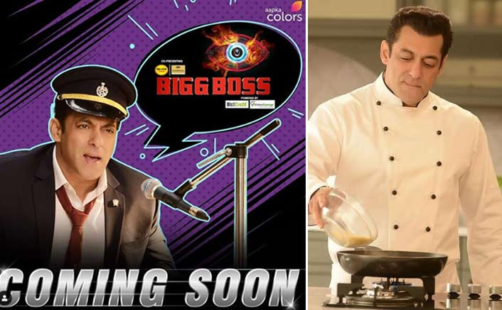 Bigg Boss 13: Salman Khan Dons Chef's Uniform After Railway Master
