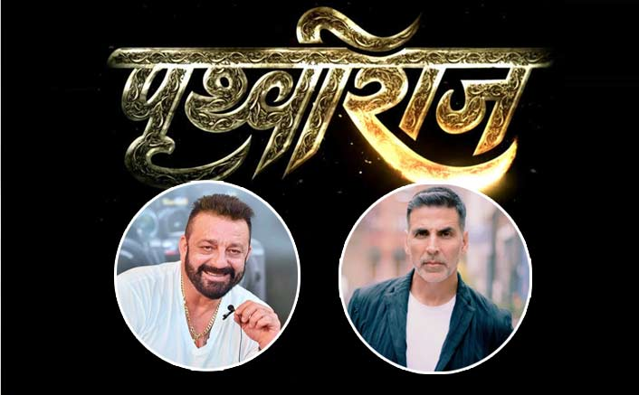 Sanjay Dutt CONFIRMS Being A Part Of Akshay Kuamar's Prithviraj Chauhan Biopic