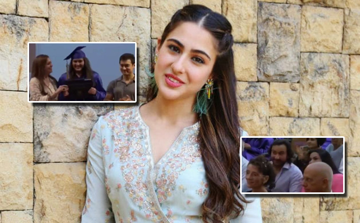 Sara Ali Khan's Graduation Day's Throwback Video Also Featuring Aamir Khan Is Winning The Internet