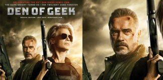 Schwarzenegger on revisiting 'Terminator' legacy