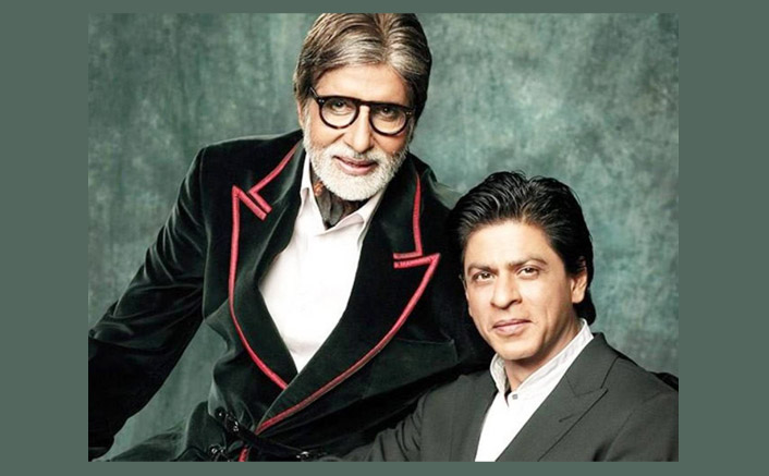 Shah Rukh Khan & Amitabh Bachchan Are The ONLY 2 Bollywood Actors In The Top 10 Of World's Most Admired Men Of 2019 In India