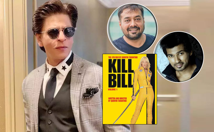 Shah Rukh Khan As Bill In Kill Bill's Hindi Remake By Anurag Kashyap & Nikhil Dwivedi? NOT CONFIRMED!