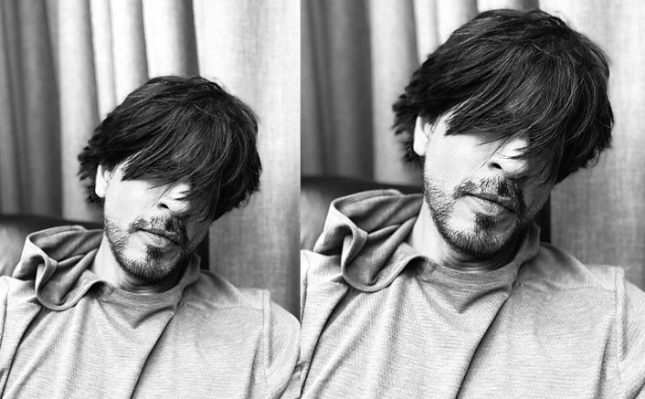 Shah Rukh Khan's Hot Monochrome Selfie Will Wipe Away Your Monday Blues