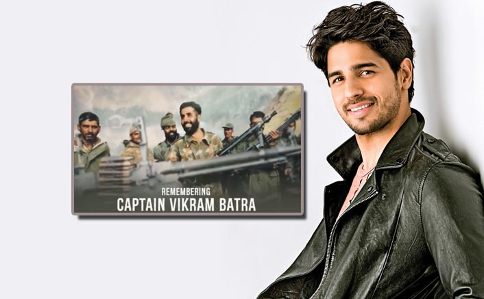 Shershaah: Sidharth Malhotra paid tribute to Captain Vikram Batra with a heartfelt post