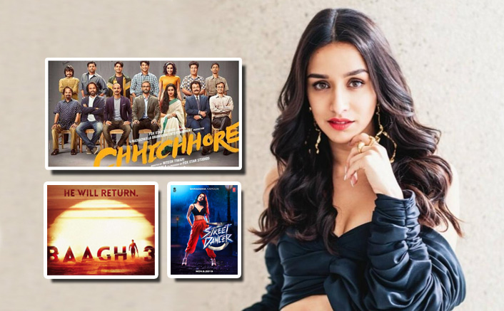 Post Chhichhore's Century, Shraddha Kapoor Set To Make A Big Mark With Upcoming Street Dancer & Baaghi 3