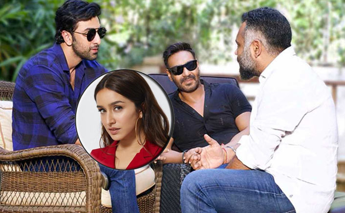 Shraddha Kapoor To Be Ranbir Kapoor's Leading Lady In Luv Ranjan's Next?