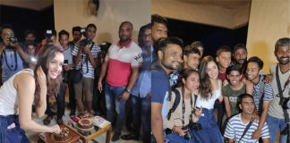 Fwd: Shraddha Kapoor's fans surprise her with a sweet gesture to celebrate her two back to back successes