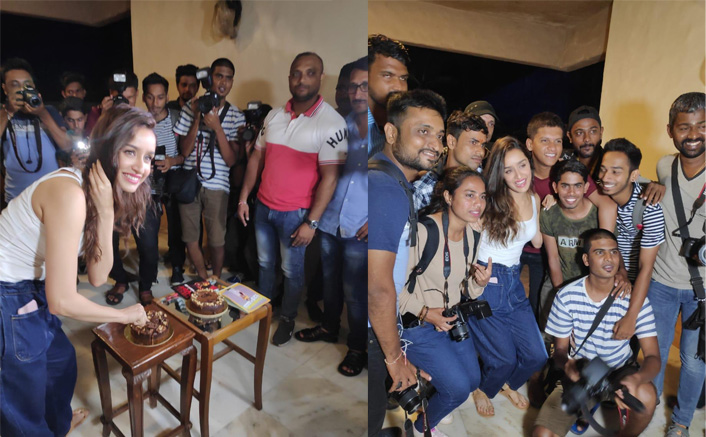 Shraddha Kapoor's Fans Surprise Her With A Sweet Gesture To Celebrate Her Two Back To Back 100 Crore Grossers