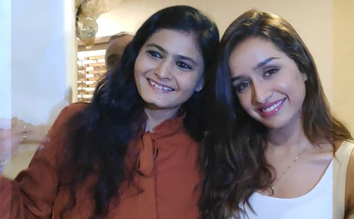 Shraddha Kapoor's fans surprise her with a sweet gesture to celebrate her two back to back successes