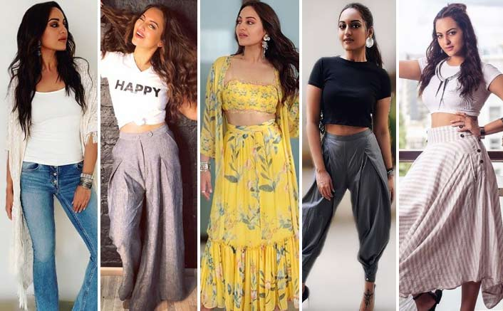 Sonakshi Sinha's Fashion Choices You Can Try Too!