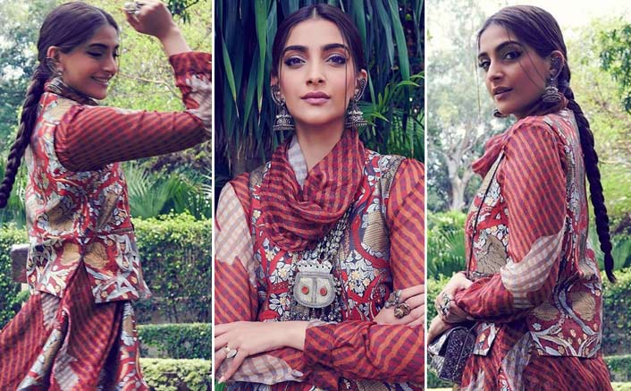 Sonam Kapoor Ups Her Fashion Game During The Zoya Factor's Promotions