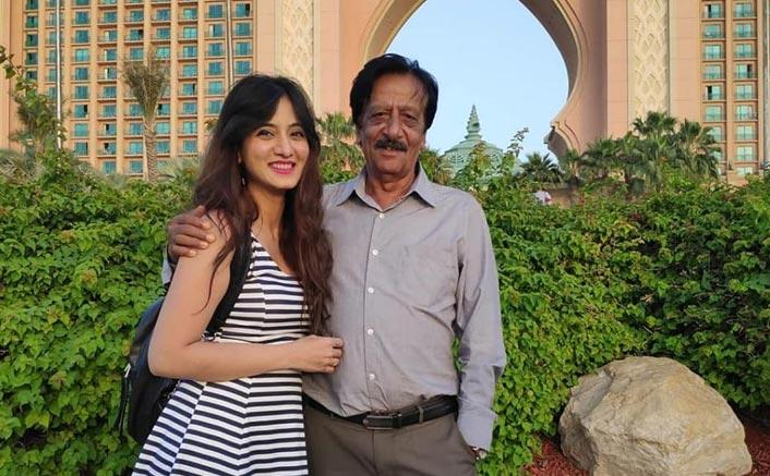 South Actress Harshika Poonacha's Father Passes Away