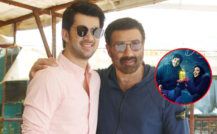 Sunny Deol Designs Pal Pal Dil Ke Paas As A Musical Adventure Launch For Son Karan Deol