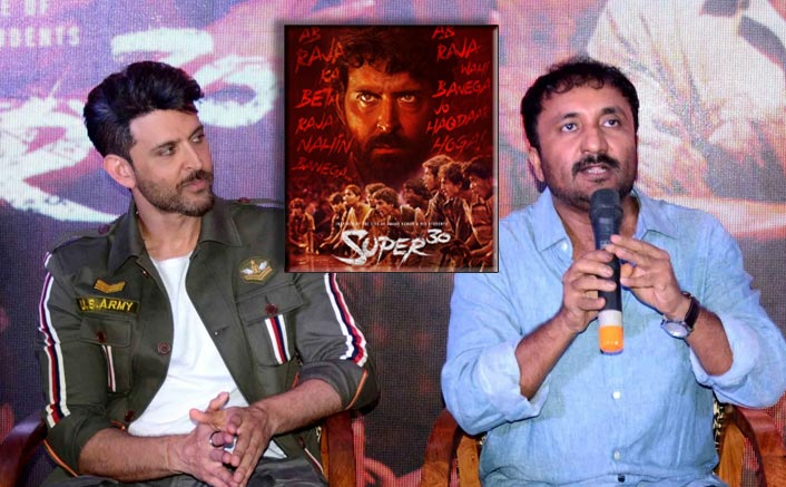 Super 30's Anand Kumar praises Hrithik's acting talent