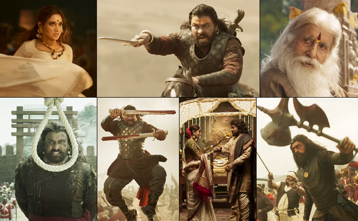 Sye Raa Narasimha Reddy: The Trailer Of Chiranjeevi, Amitabh Bachchan, Nayanthara Starrer RELEASED
