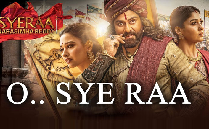 Sye Raa Narasimha Reddy: Video Song Of Title Track From The Chiranjeevi Starrer Is A Delight To WATCH