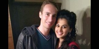 Taapsee Pannu Almost Confirms Relationship With Rumoured Boyfriend Mathias Boe