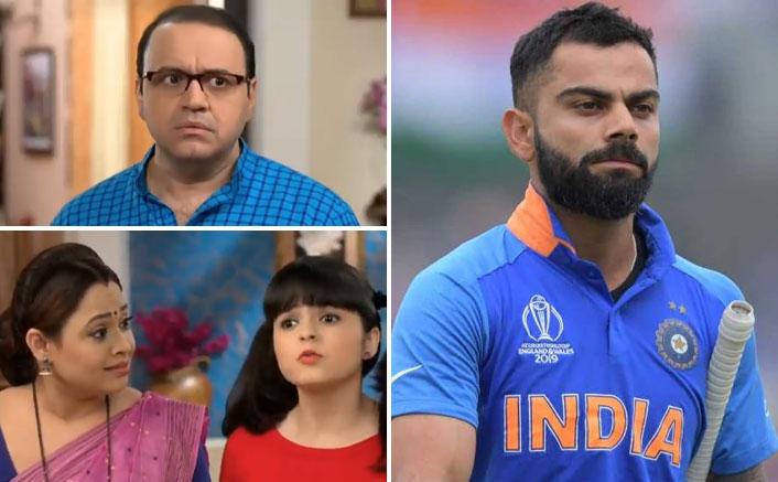 Taarak Mehta Ka Ooltah Chashmah Makers Take A Dig At Virat Kohli Over Losing World Cup 2019