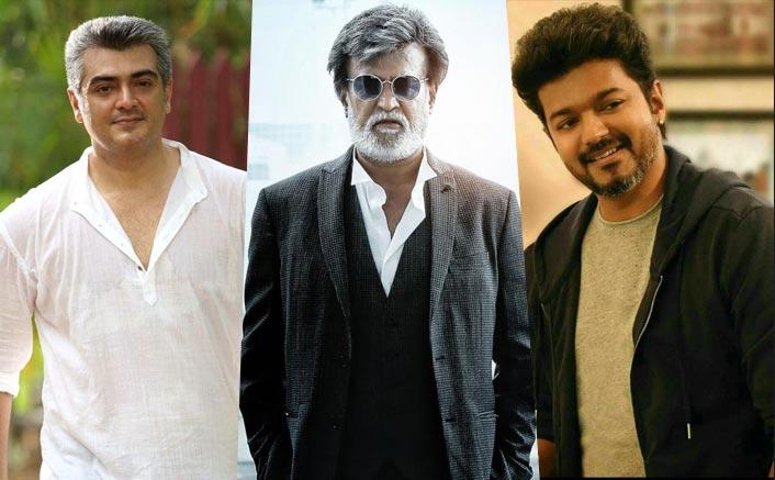 Tamil Stars Like Rajinikanth, Vijay & Ajith Kumar To Face A Pay Cut?