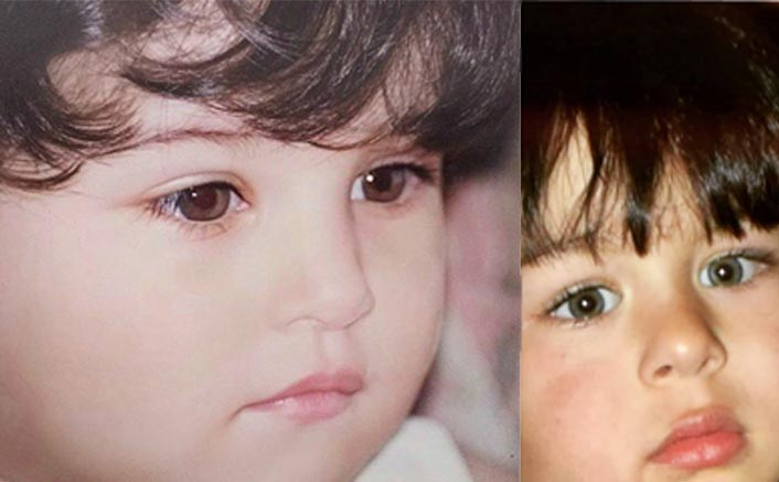 Tara Sutaria or Taimur Ali Khan! Netizens react to Tara Sutaria's childhood picture