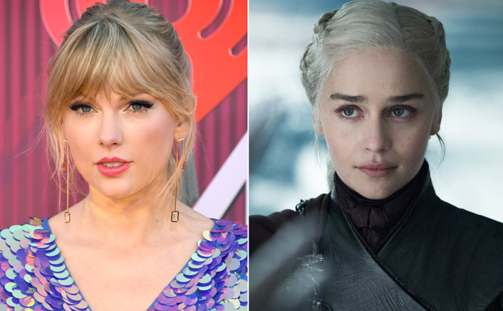Taylor Swift related to Daenerys Targaryenin 'Game Of Thrones'