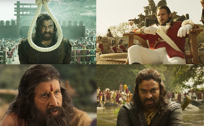 The Battlefield: Chiranjeevi On War In Sye Raa Narasimha Reddy Trailer 2