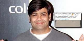 The Kapil Sharma Show Star Kiku Sharda Charged 78,650 For A Cup Of Cappuccino & Tea But He Isn't Complaining
