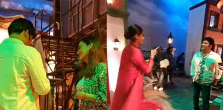The Kapil Sharma Show: The Zoya Factor Stars Sonam Kapoor & Dulquer Salman Have Fun With Kapil Sharma In This BTS Video