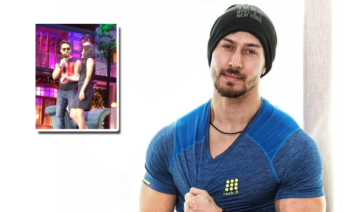 The Kapil Sharma Show: Tiger Shroff Sings Romantic Song & Dances With A Female Fan