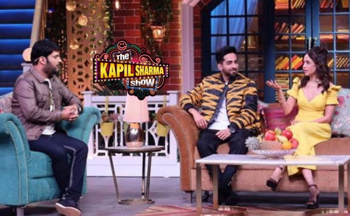 The Kapil Sharma Show's Promo Featuring Dream Girl Stars Ayushmann Khurrana & Nushrat Bharucha Will Leave You In Splits