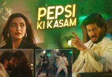 The Zoya Factor song Pepsi Ki Kasam: Sonam Kapoor - Dulquer Salmaan's song will definitely make you groove
