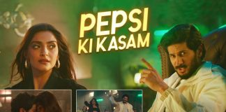 The Zoya Factor song Pepsi Ki Kasam: Sonam Kapoor - Dulquer Salmaan's song will definitely make you groove