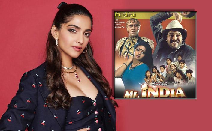 The Zoya Factor Star Sonam Kapoor In Mr.India Remake ?