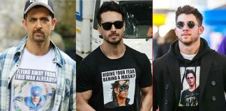 Tiger Shroff-Hrithik Roshan Take Inspiration From Nick Jonas For War Promotions?