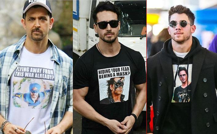Tiger Shroff-Hrithik Roshan Take Inspiration From Nick Jonas For War Promotions?