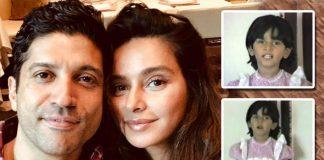 Too much cuteness: Farhan on Shibani's throwback video