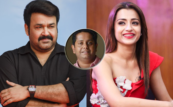 Trisha Krishnan Opposite Mohan Lal In Drishyam Maker Jeethu Joseph' s Next?