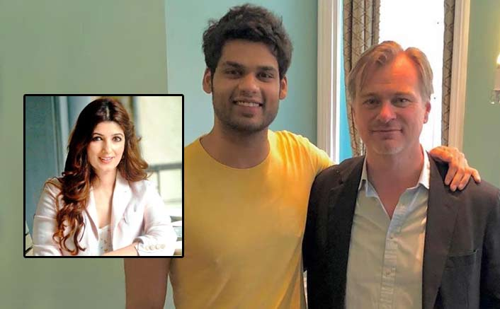 Twinkle Khanna Comment On Karan Kapadia's 'Nipples Revealing' Pic With Christopher Nolan Is HILARIOUS!