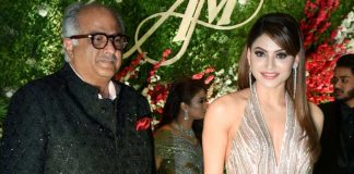 Urvashi Rautela Opens Up On The Viral Video With Boney Kapoor Controversy