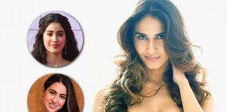 Vaani Kapoor Speaks Up On Competition With Janhvi Kapoor & Sara Ali Khan, Read On
