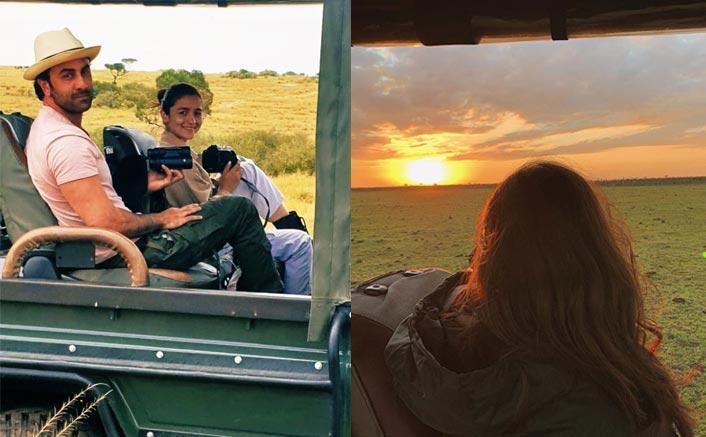 #Vacaytime: Ranbir, Alia holiday in Kenya