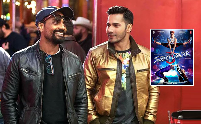 Varun Dhawan & Remo D' Souza To Lend Support For Real Life Street Dancers Across India