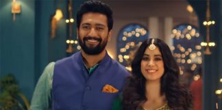 Vicky Kaushal and Janhvi Kapoor's new commercial is the perfect balance of cute and sass! Watch video