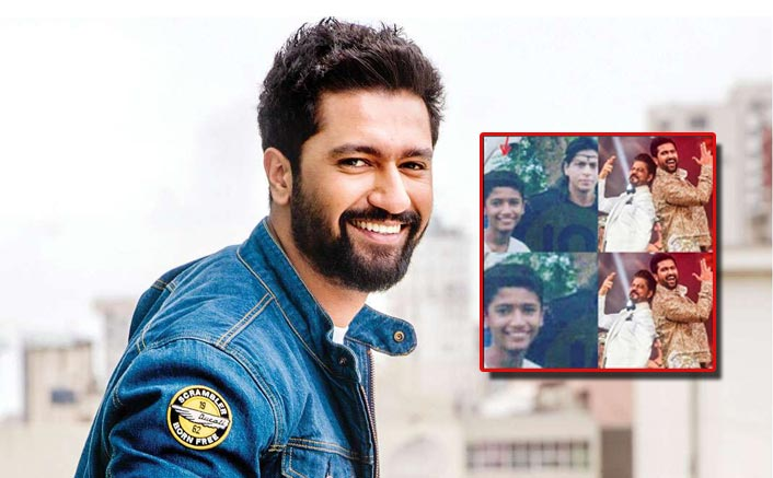 Vicky Kaushal's throwback picture with Shah Rukh Khan will take away your mid-week blues