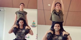 VIDEO: Divyanka Tripathi Dahiya & Vivek Dahiya Teach Us A Unique Workout & We Are Totally Lovin' It!