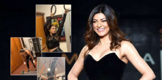 VIDEO: It's Not Just About Gaining Muscles For Sushmita Sen