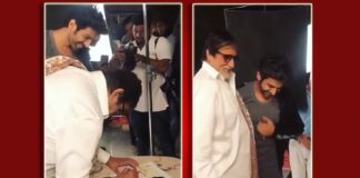 VIDEO: Kartik Aaryan Has A Fan Boy Moment As Amitabh Bachchan Gives His Autograph, The Dostana 2 Actor Goes, 'Yeh Dil Maange More!'