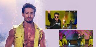 VIDEO Nach Baliye 9: Tiger Shroff's Performance On Jai Jai Shivshankar Makes All The Contestants Hoot For Him!