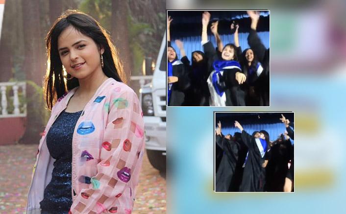 VIDEO: Taarak Mehta Ka Ooltah Chashmah Actress Palak Sidhwani AKA Sonu Completes Her Graduation